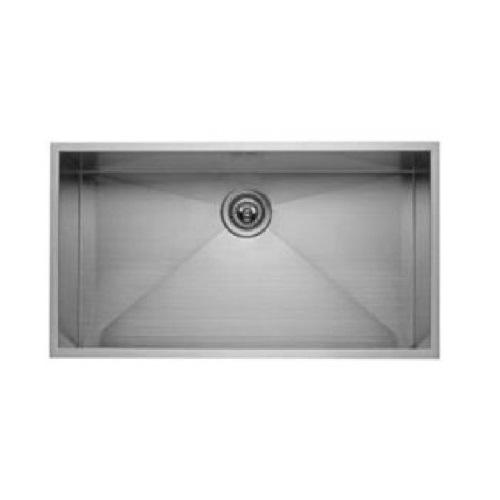 Franke planar PZX 110-79 stainless steel sink