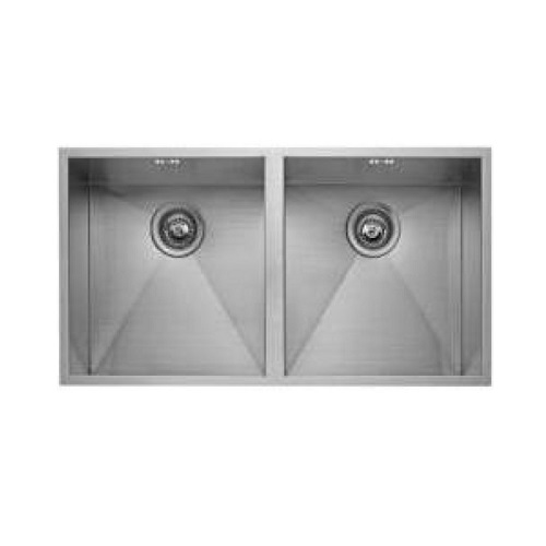 Franke planar PZX 120-82 stainless steel sink