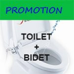 Promotion - Toilet + Bidet