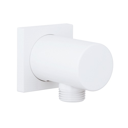 Grohe Rainshower Shower Outlet elbow moon white-27076LS0