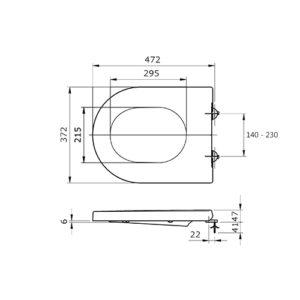 SC331HD Dimensions