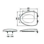 SC335HD Dimensions