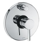 TOTO EGO II TX442SESBR Concealed Bath & Shower Mixer