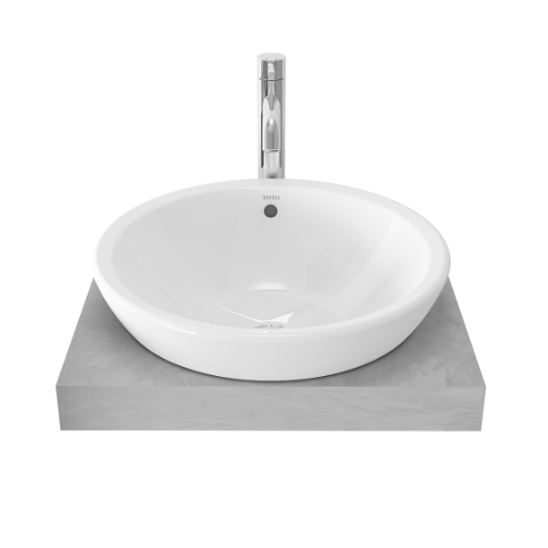 TOTO Semi-Recessed Basin LW526NJ