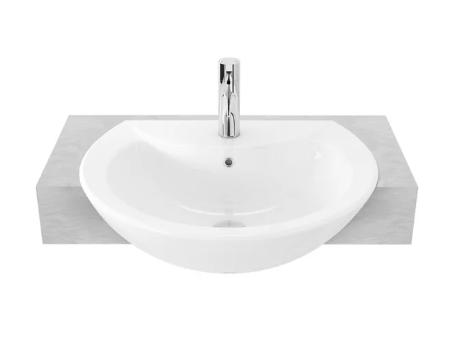 TOTO Semi-Recessed Basin LW824CJ