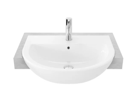 TOTO Semi-Recessed Basin LW829CJ