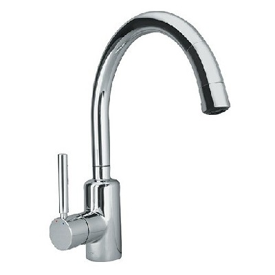 TX608KNBR Single Lever Kitchen Faucet with Pull out spray