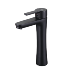 UNICO 5621LX BK Tall Basin Mixer Matt Black