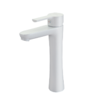 UNICO 5621LX WH Tall basin mixer White