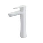 UNICO 5621LX WH Tall basin mixer White
