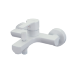 UNICO 5661 WH Bath Mixer White