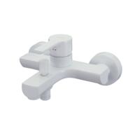 UNICO 5661 WH Bath Mixer White