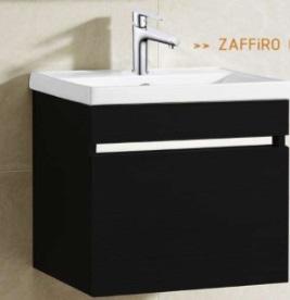 Zaffiro Basin cabinet PHT-5040MB-50-BC