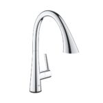 Grohe Zedra Touch 30219002 Electronic C-spout Sink Mixer