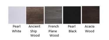 baron A-106 basin cabinet color