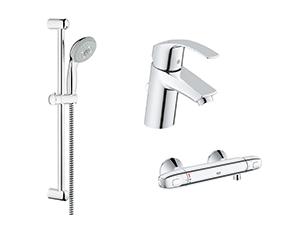 Grohe Shower and Basin mixer bundle set promotion