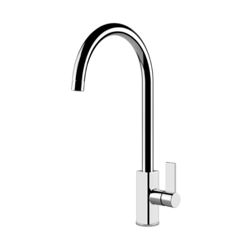 Gessi Cucina GES-17159-CHR Single Lever Kitchen Mixer Cucinai Series