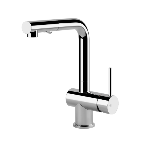 Gessi Cucina GES-50203-CHR Single Lever Kitchen Mixer Cucinai Series