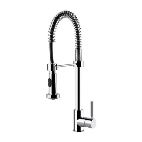 Gessi Cucina GES-50209-CHR Single Lever Kitchen Mixer Cucinai Series