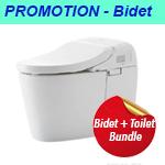 Promotion - Bidet + Toilet